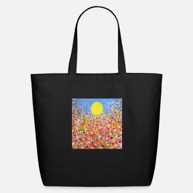 Meadow Wildflower Meadows - Eco-Friendly Tote Bag