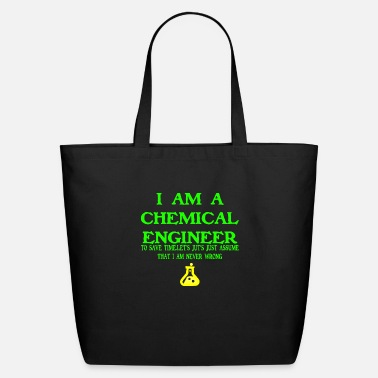 Chemical Chemical Engineer - Eco-Friendly Tote Bag