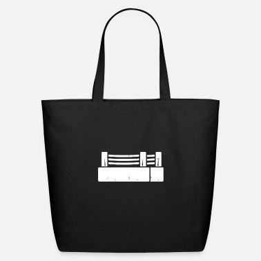 90 Min Boxing ring icon - Eco-Friendly Tote Bag