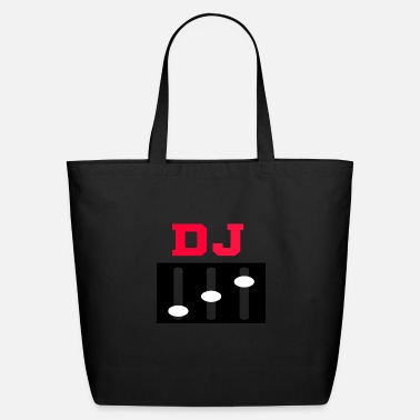 Dj dj - Eco-Friendly Tote Bag