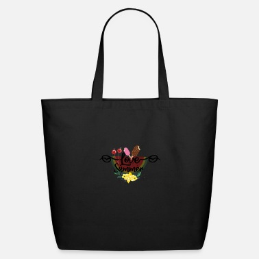 Summer Love Summer - Eco-Friendly Tote Bag