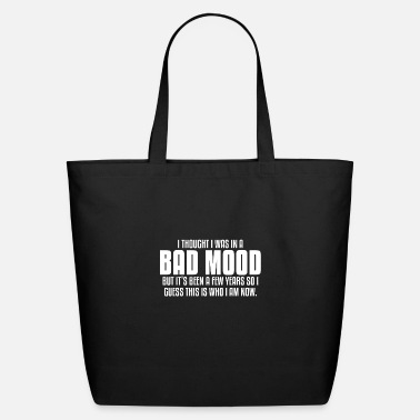 Mood BAD MOOD - Eco-Friendly Tote Bag