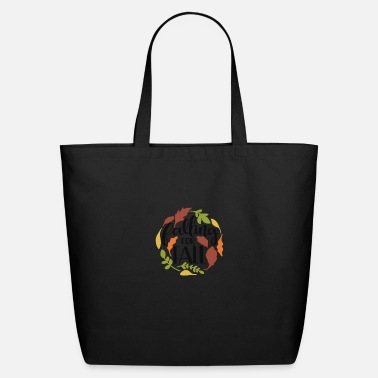 Fall Falling for fall - Eco-Friendly Tote Bag