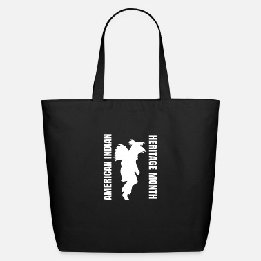 American Indian AMERICAN INDIAN - Eco-Friendly Tote Bag