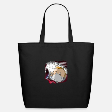 View Dentist View - Eco-Friendly Tote Bag
