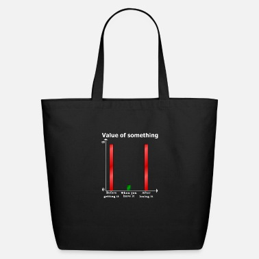 Value Value of something - Eco-Friendly Tote Bag