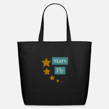 Naughty Fly Star - Eco-Friendly Tote Bag