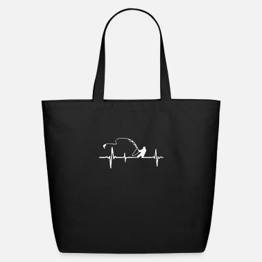 Novelty Sarcastic fishing Novelty - Eco-Friendly Tote Bag