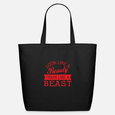 Running Fitness training cardio endurance saying gift - Eco-Friendly Tote Bag