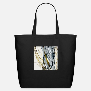 Face Masterpiece arts abstract clouds - Eco-Friendly Tote Bag
