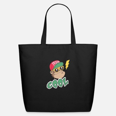 Funky Comic Design - Eco-Friendly Tote Bag