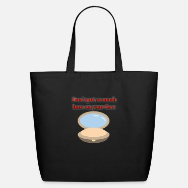 Face pouder - Eco-Friendly Tote Bag