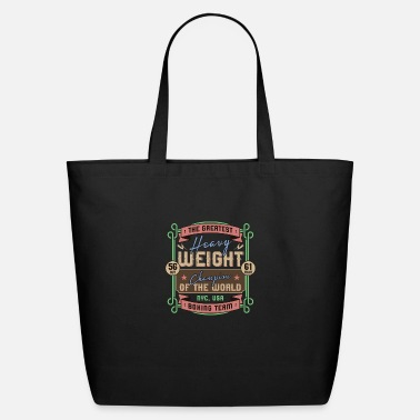 Heavyweight Sports - Heavyweight - The Greatest - Eco-Friendly Tote Bag
