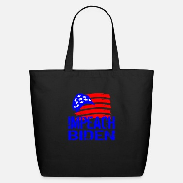 Assault Impeach Biden #USAPatriotGraphics © - Eco-Friendly Tote Bag