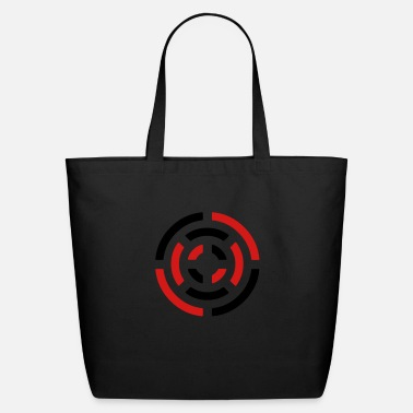 Logo circle sign - Eco-Friendly Tote Bag