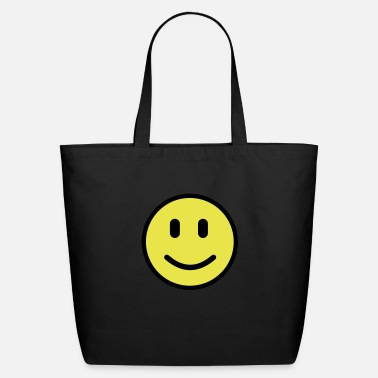 Happy Face Happy Face - Eco-Friendly Tote Bag