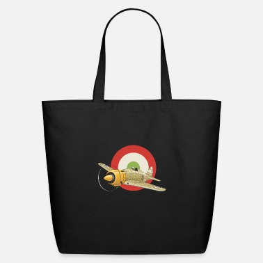 Wwii Italian WWII Airplane - Eco-Friendly Tote Bag