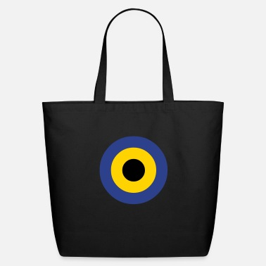 Pattern circles - Eco-Friendly Tote Bag