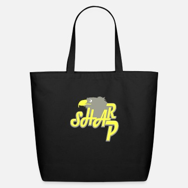 Sharp sharp - Eco-Friendly Tote Bag