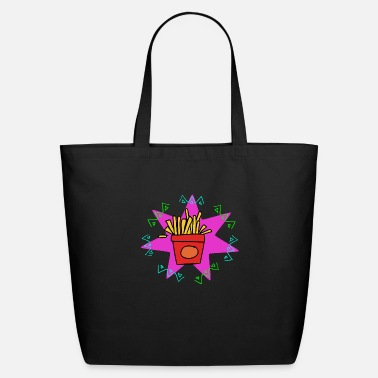 French Roast Wild Fries - Eco-Friendly Tote Bag