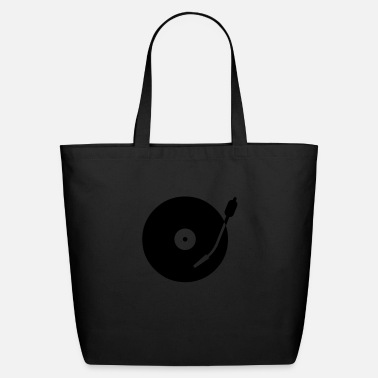Record turntable - Eco-Friendly Tote Bag