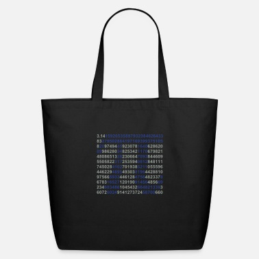 Number pi - Eco-Friendly Tote Bag