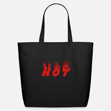 Witty hot - Eco-Friendly Tote Bag