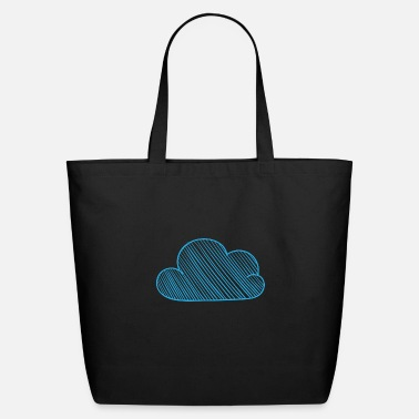 Cloud Cloud - Eco-Friendly Tote Bag