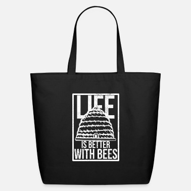 Bee Bee Bees - Eco-Friendly Tote Bag