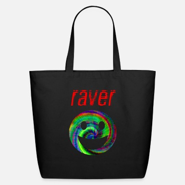 Raver raver - Eco-Friendly Tote Bag