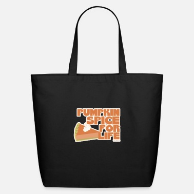 Pumpkin Pumpkin Spice 4 Life - Eco-Friendly Tote Bag