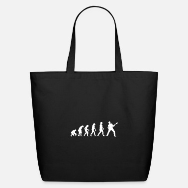 Evolution Evolution Guitar Player Musician Guitarist Gift - Eco-Friendly Tote Bag