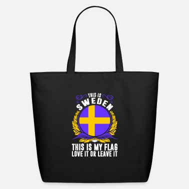Sweden This Is Sweden - Eco-Friendly Tote Bag