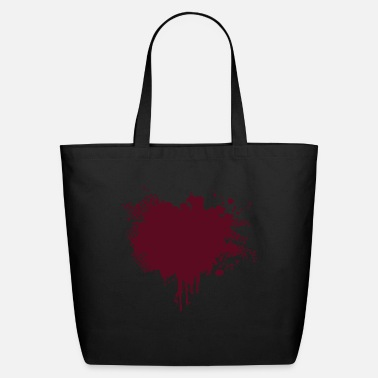 Splatter splatter - Eco-Friendly Tote Bag