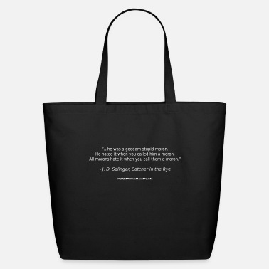 Moron Moron - Eco-Friendly Tote Bag