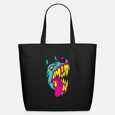 Vfl A hungry wolf - Eco-Friendly Tote Bag