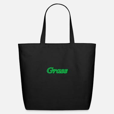 Grass grass - Eco-Friendly Tote Bag