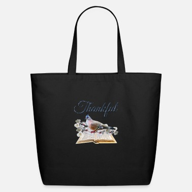 Cool Be Thankful. Be a Cool Christian. - Eco-Friendly Tote Bag