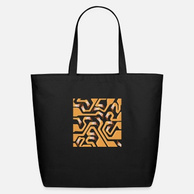 Swine Fever flamingo - Eco-Friendly Tote Bag
