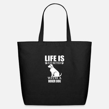 Sports Boxer dog protection dog rescue dog dog sport - Eco-Friendly Tote Bag