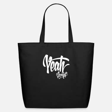 Script Yeah Script - Eco-Friendly Tote Bag