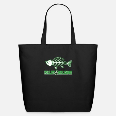 Fillet Fillet and release - Eco-Friendly Tote Bag