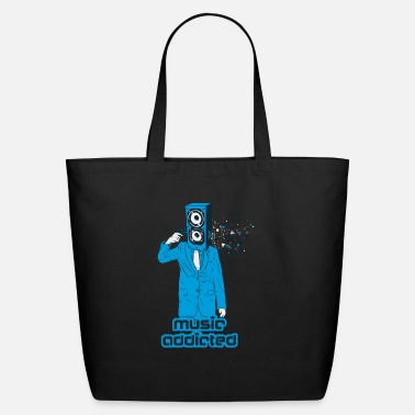 Addicted Addicted - Eco-Friendly Tote Bag