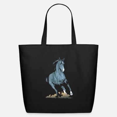 Running Horse - Eco-Friendly Tote Bag