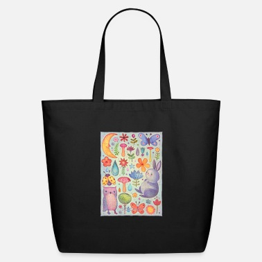 kids - Eco-Friendly Tote Bag