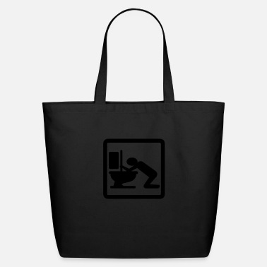 Humour vomit v2 - Eco-Friendly Tote Bag