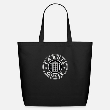 Time Travel Coffee - Eco-Friendly Tote Bag