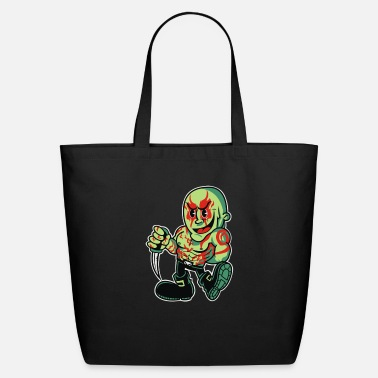 Cartoon Style DRAX VINTAGE CARTOON STYLE - Eco-Friendly Tote Bag