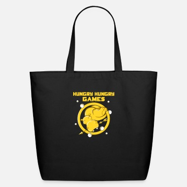 Hungry Hungry Hungry Games - Eco-Friendly Tote Bag