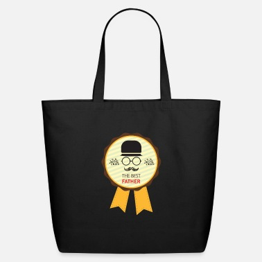 Best Father the best father - Eco-Friendly Tote Bag